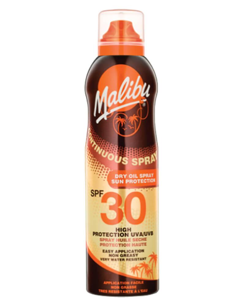 Malibu Continuous Dry Oil Sun Spray SPF 30 175 ml