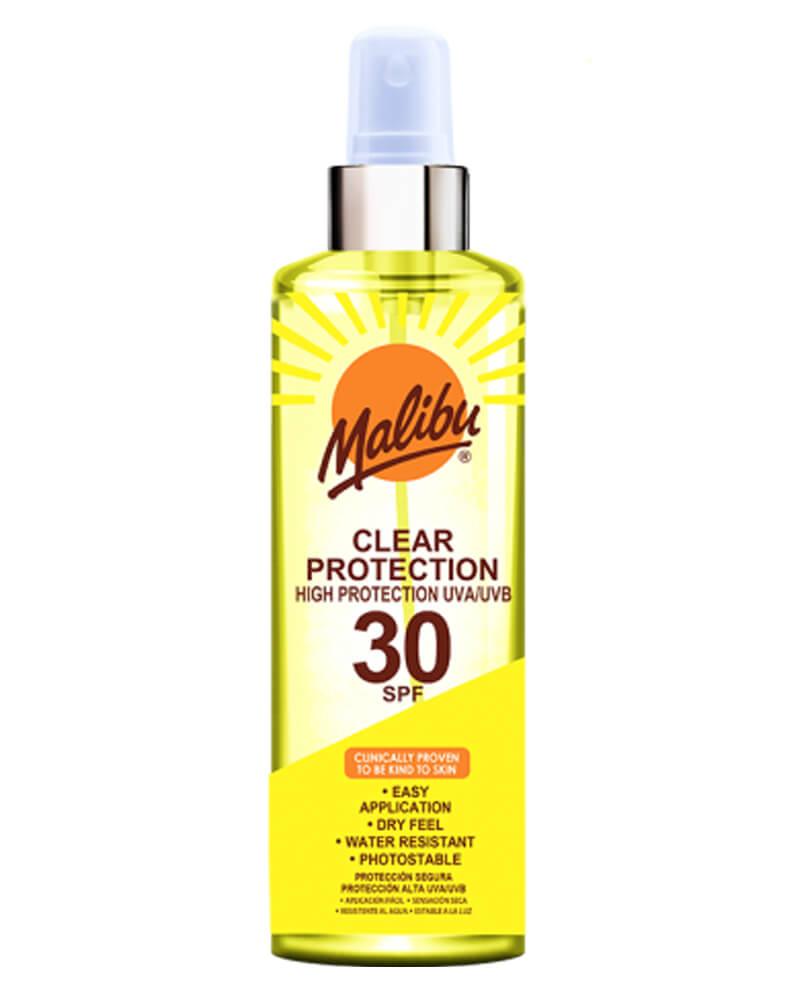 Malibu Clear Protection Sun Spray SPF 30 250 ml