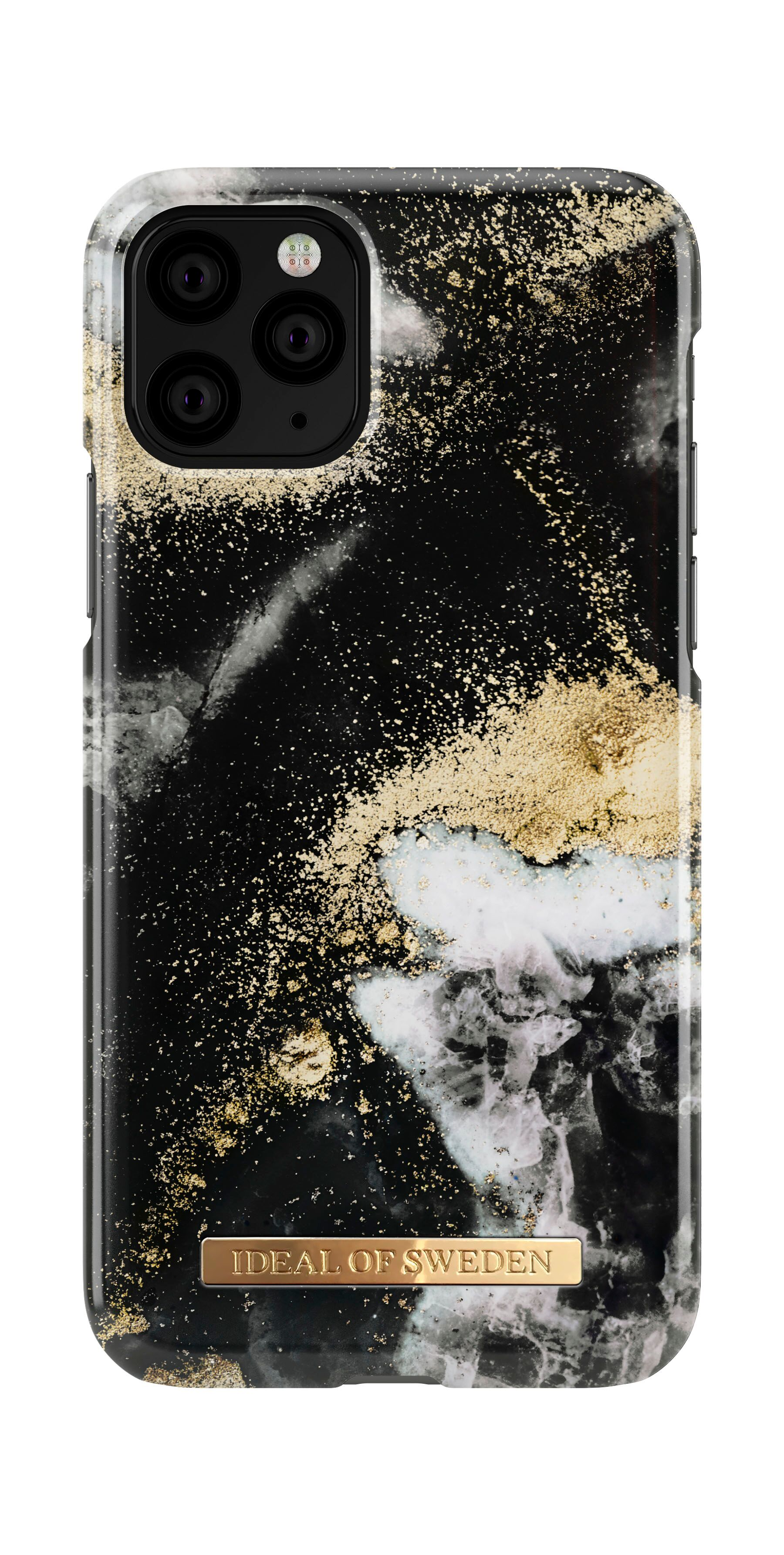 iDeal Of Sweden Cover Black Galaxy Marble iPhone 11 PRO/XS/S