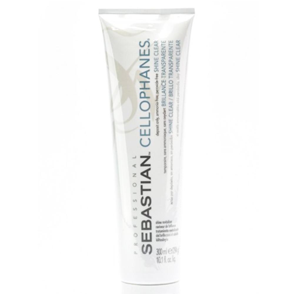 Sebastian Cellophanes CLEAR Shine (U) 300 ml