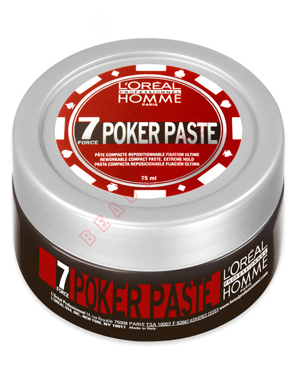Loreal Homme Poker Paste - Force 7 75 ml