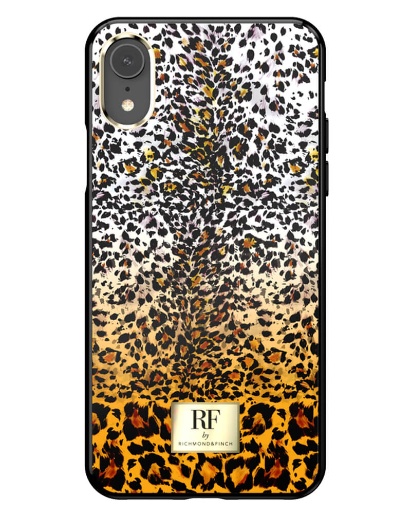 RF By Richmond And Finch Fierce Leopard iPhone Xr Cover