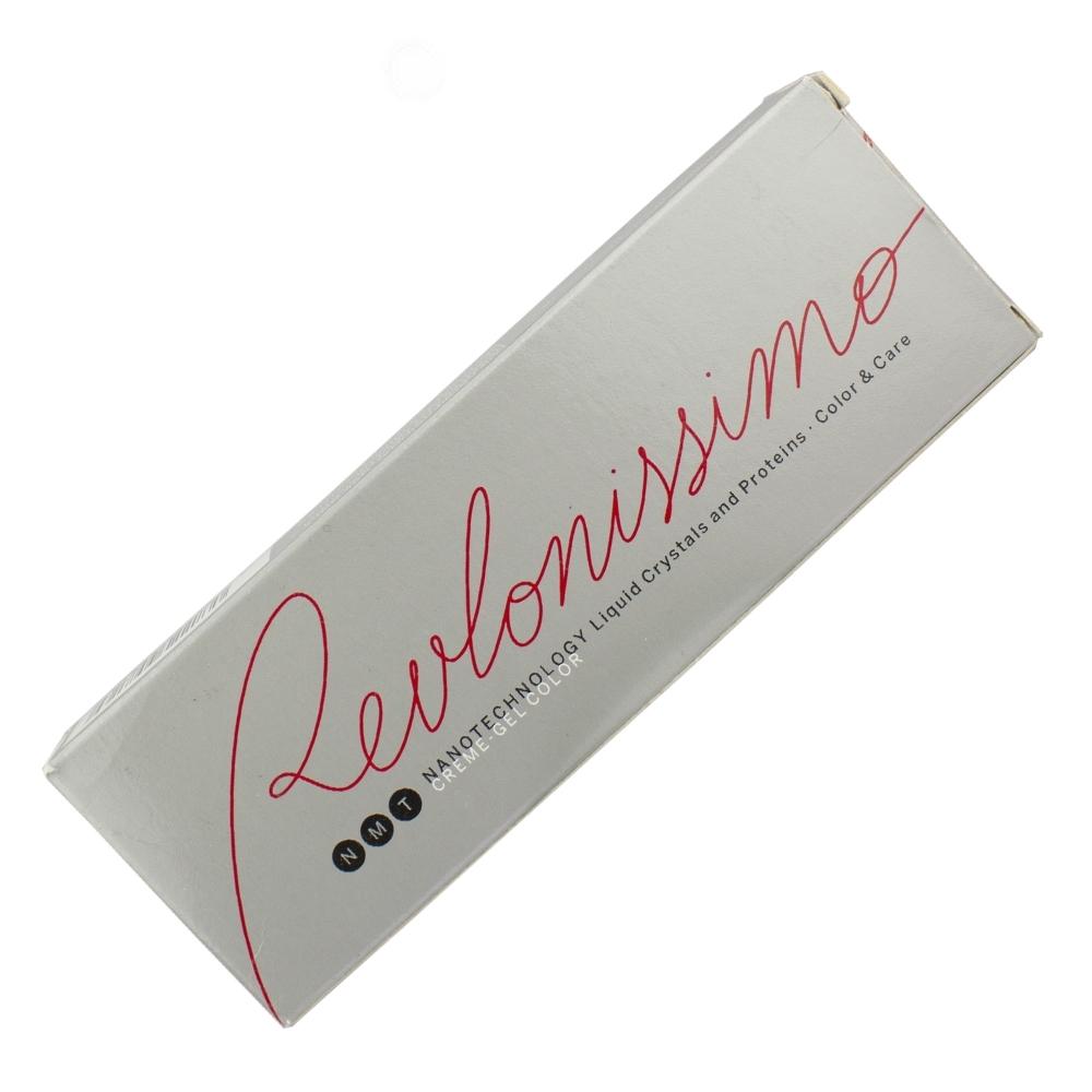 Revlon Revlonissimo Creme-Gel Color 7.01