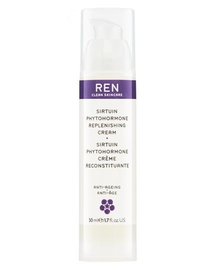 REN Sirtuin Phytohormone Replenishing Cream 50 ml