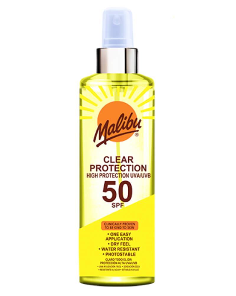 Malibu Clear Protection Sun Spray SPF 50 250 ml