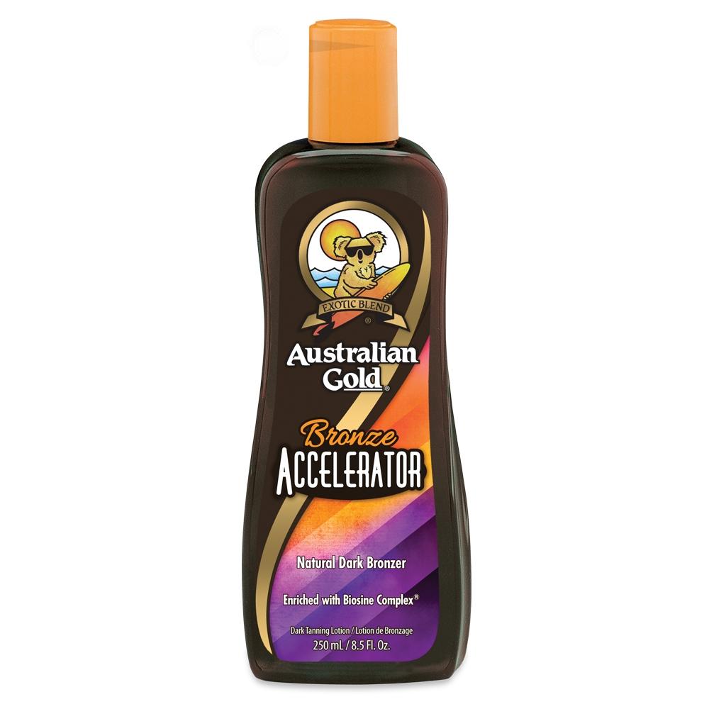 Australian Gold Bronze Accelerator - Natural Dark Bronzer 250 ml