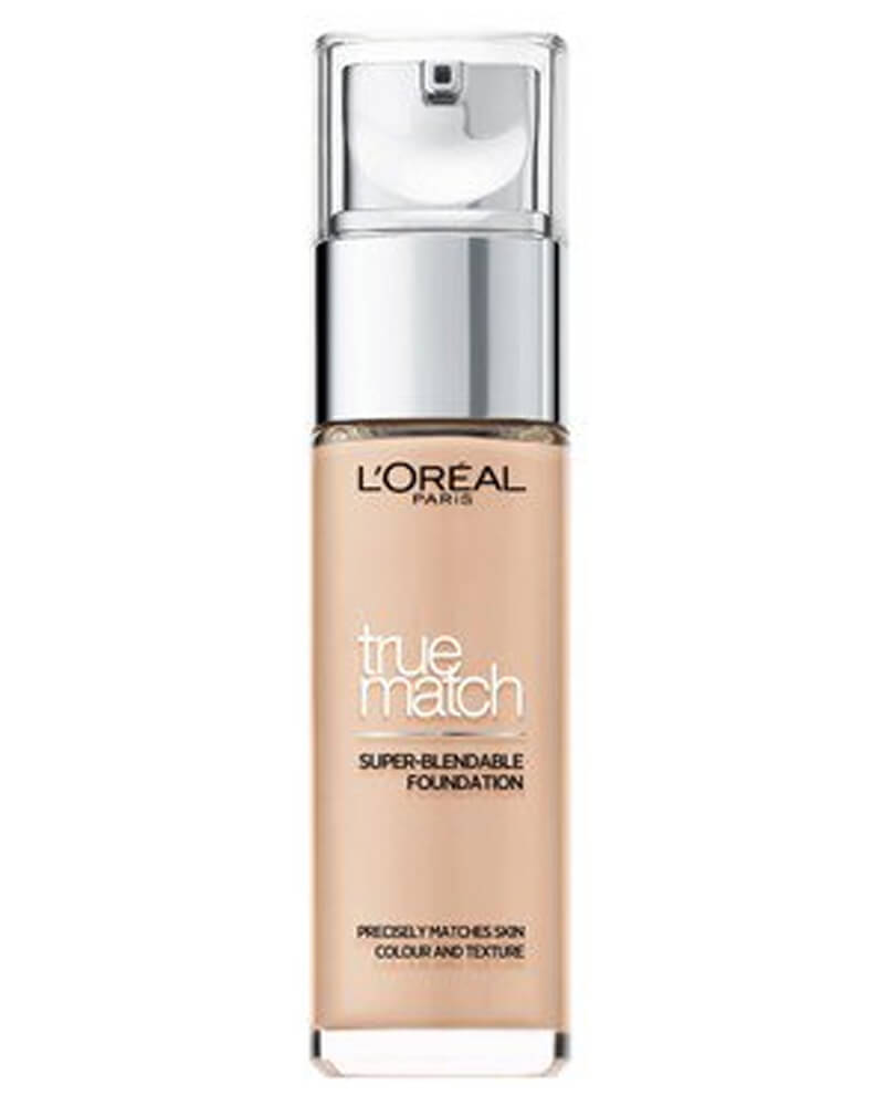 Loreal True Match Foundation 1R/1C Rose Ivory 30 ml