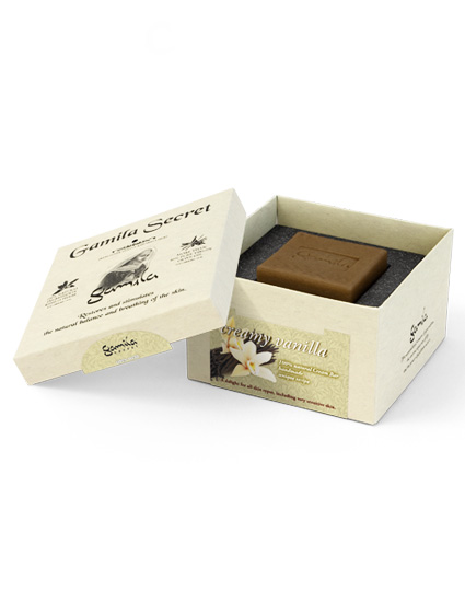 Gamila Secret - Creamy Vanilla