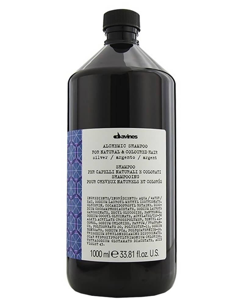 Davines Alchemic Shampoo - Silver 1000 ml