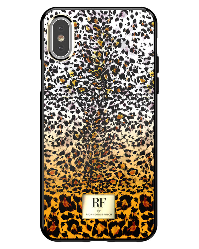 RF By Richmond And Finch Fierce Leopard iPhone Xs Max Cover