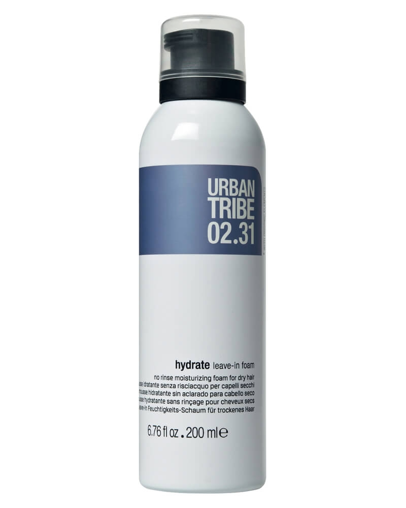 Urban Tribe 02.31 Hydrate Leave-in Foam 200 ml