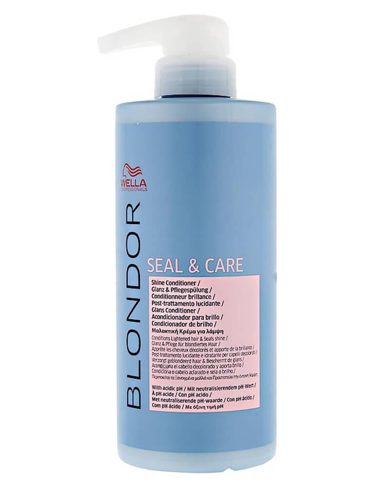 Wella Blondor Seal & Care Conditioner 500 ml