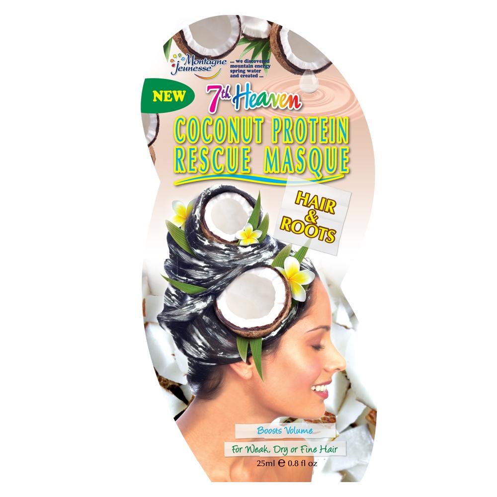 7th Heaven Coconut Protein Rescue Masque 25 ml