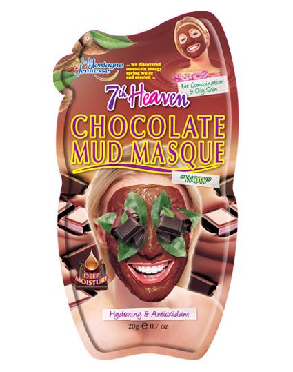 7th Heaven Chocolate Mud Masque