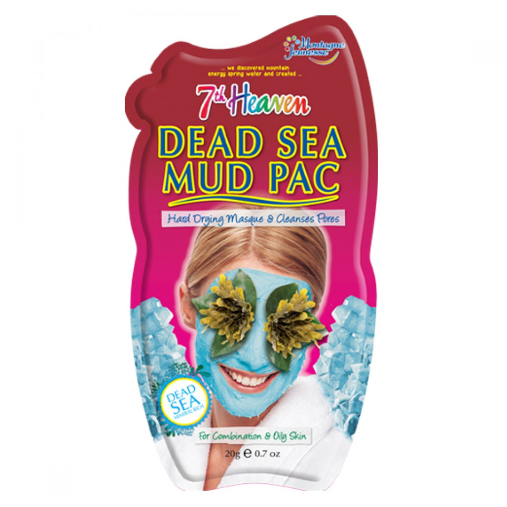 7th Heaven Dead Sea Mud Pac
