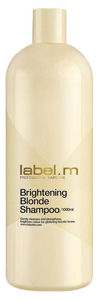 Label.m Brightening Blonde Shampoo 1000 ml