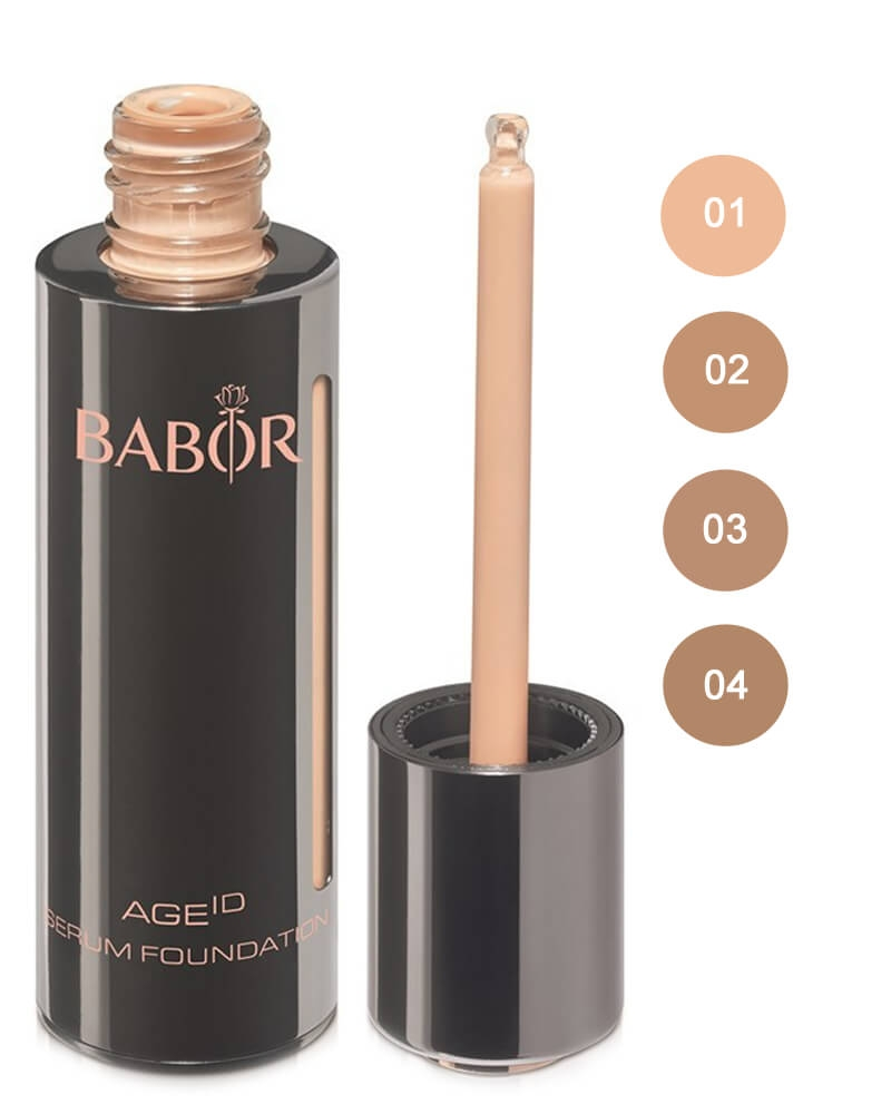 Babor Age ID Serum Foundation - 03 Almond 30 ml