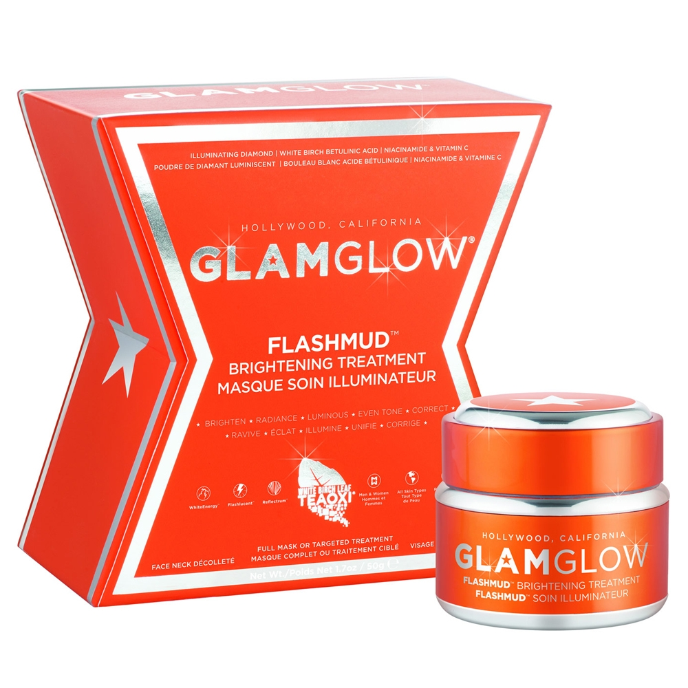 Glamglow Flashmud Brightening Treatment Mask 50 g