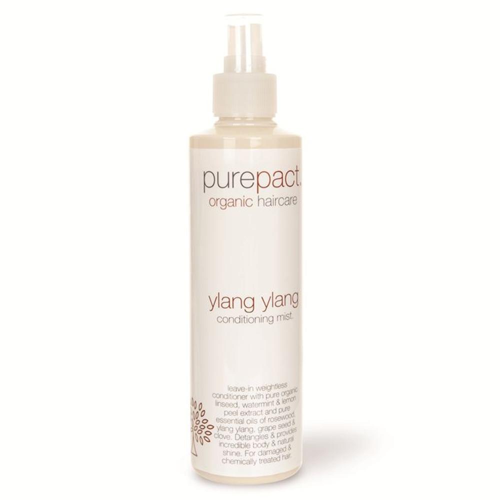 PurePact Ylang Ylang Conditioning Mist 250 ml