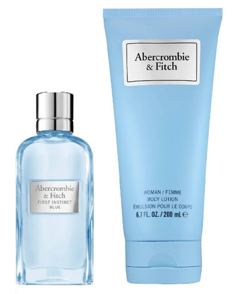 Abercrombie & Fitch First Instinct Blue Woman Gift Set 50 ml