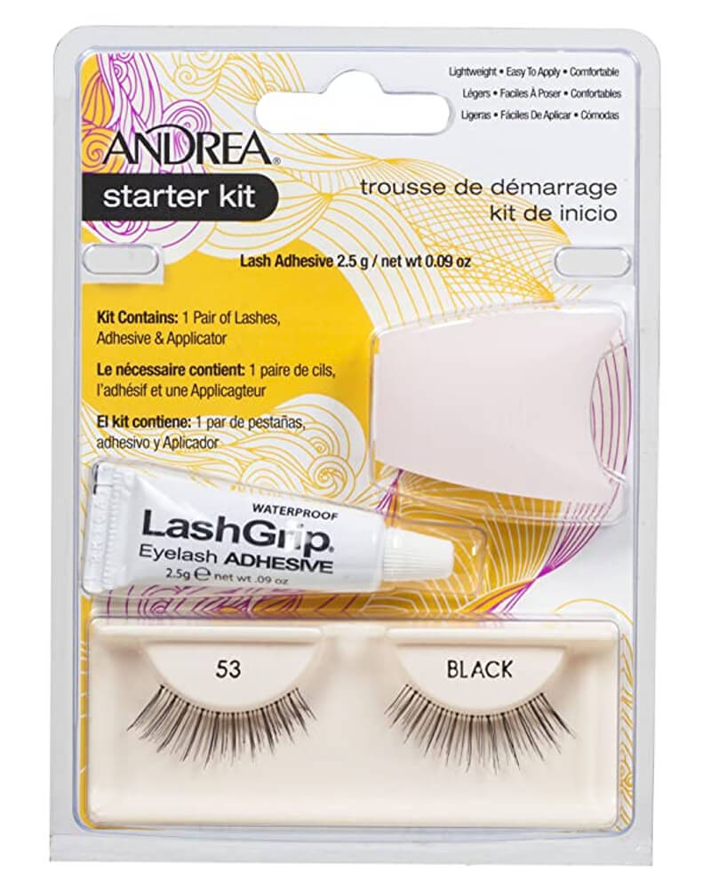 Andrea Starter Kit Lashes Black 53