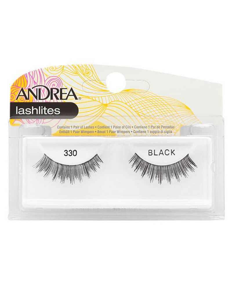 Andrea Lashlites Black 330