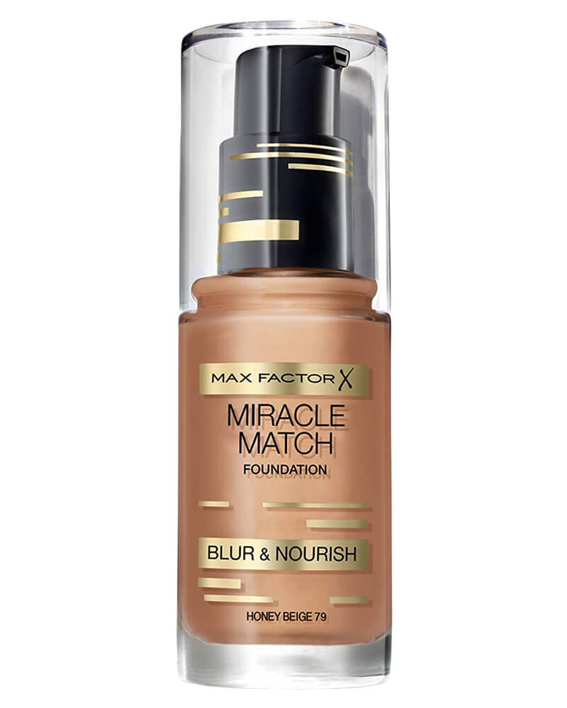 Max Factor Miracle Match Foundation Honey Beige 79 30 ml