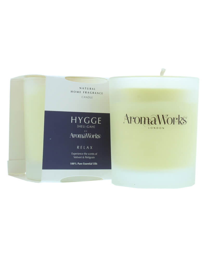 AromaWorks Candle Hygge Relax 220 g