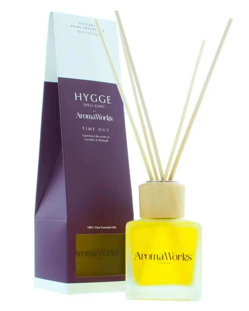 AromaWorks Reed Diffuser Hygge Time Out 100 ml