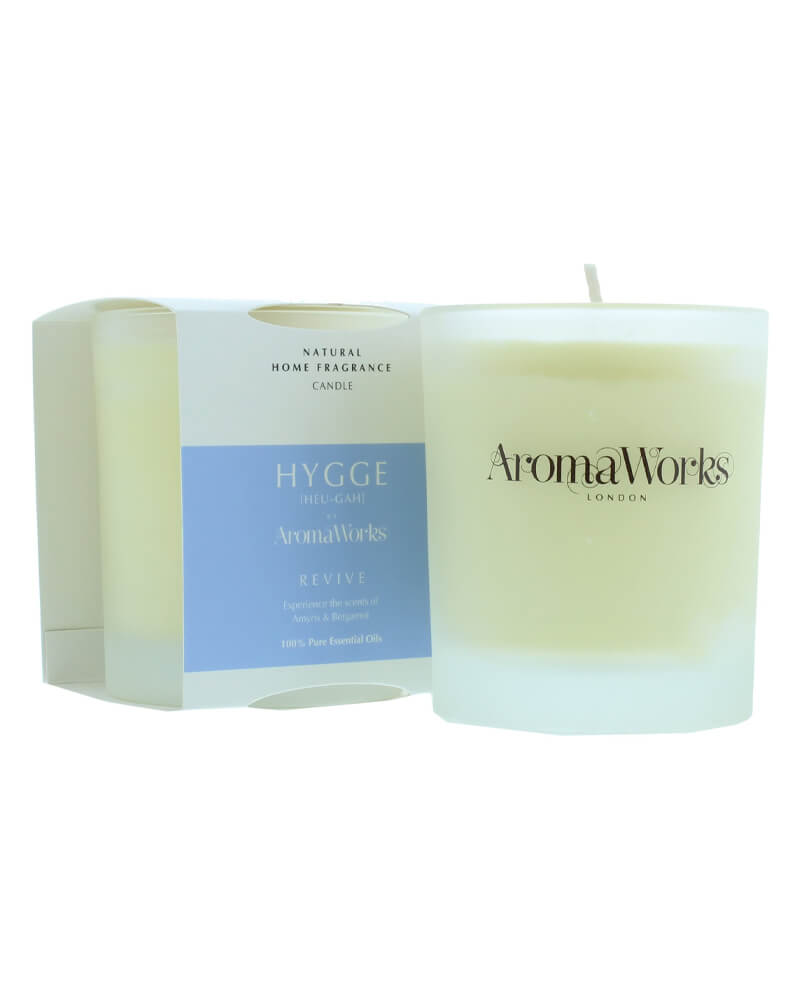 AromaWorks Candle Hygge Revive 220 g