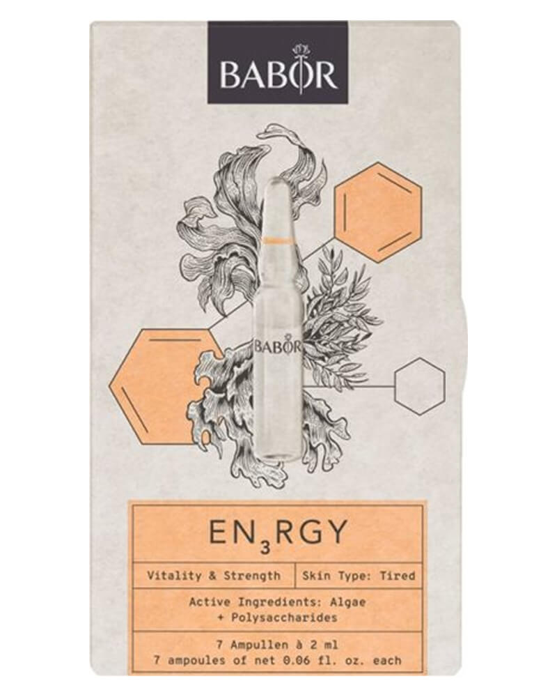 Babor Ampoule Concentrates Energy 2 ml
