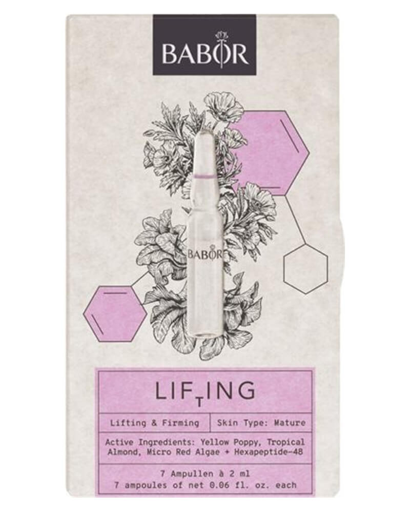 Babor Ampoule Concentrates Lifting 2 ml