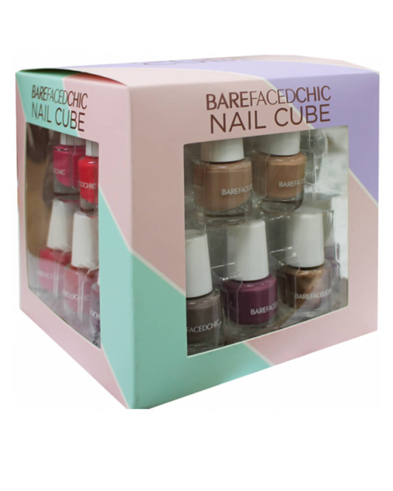 Bare Faced Chic Nail Cube 1