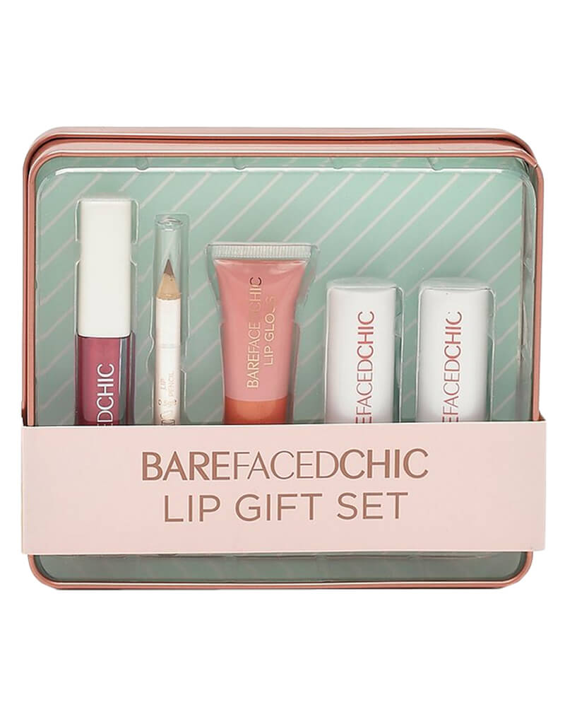 Bare Faced Chic Lip Gift Set