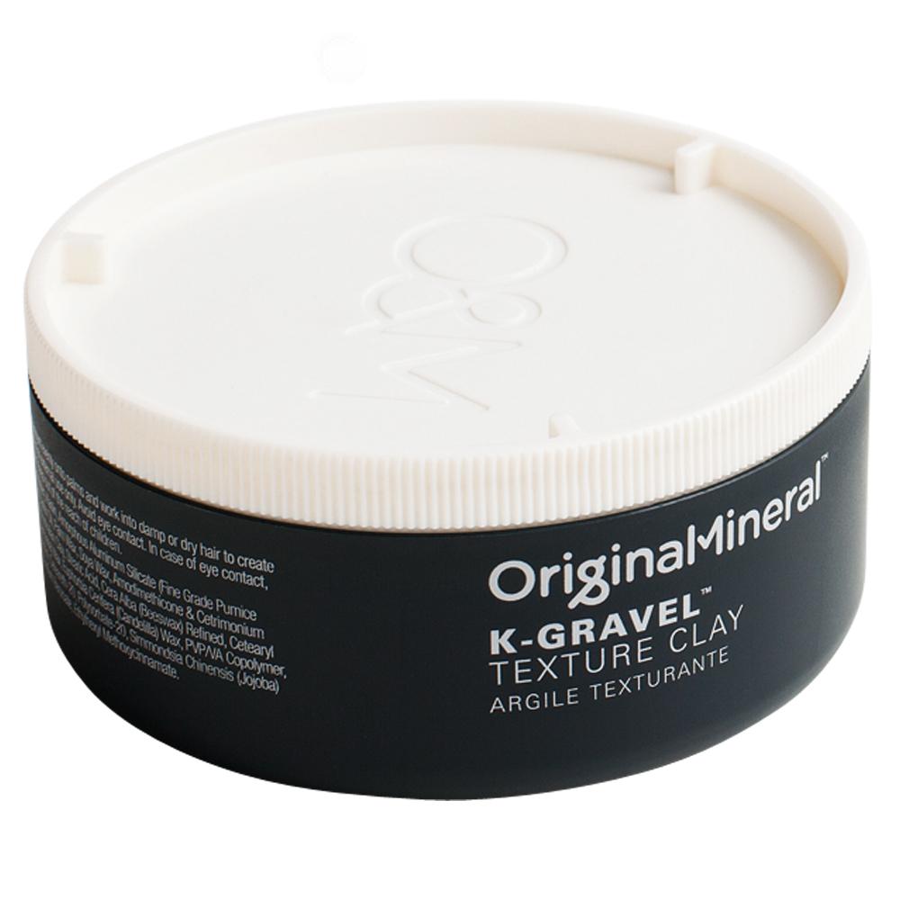 O&M K-Gravel, Texture Clay