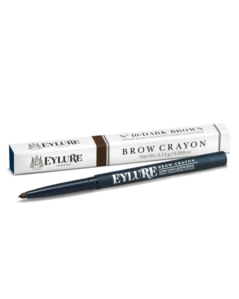 Eylure Brow Crayon No. 10 Dark Brown