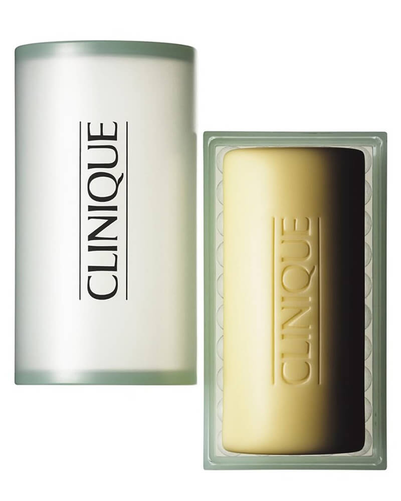 Clinique Facial Soap Oily Skin Formula with Dish - Combination Oily to Oily 150 g