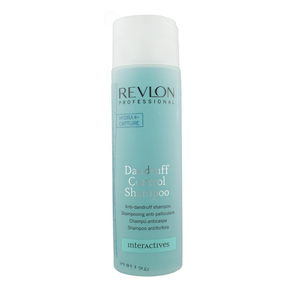 Revlon Dandruff Control Shampoo (U) 250 ml