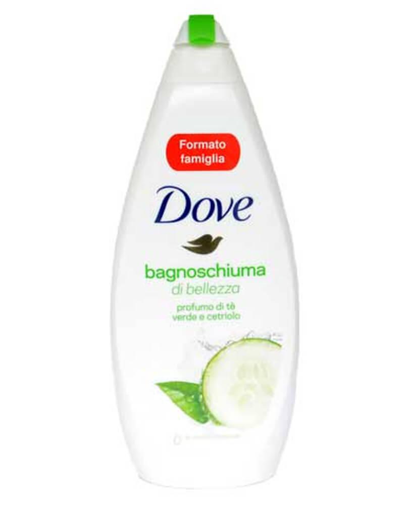 Dove Caring Bath Cucumber Body Wash 750 ml