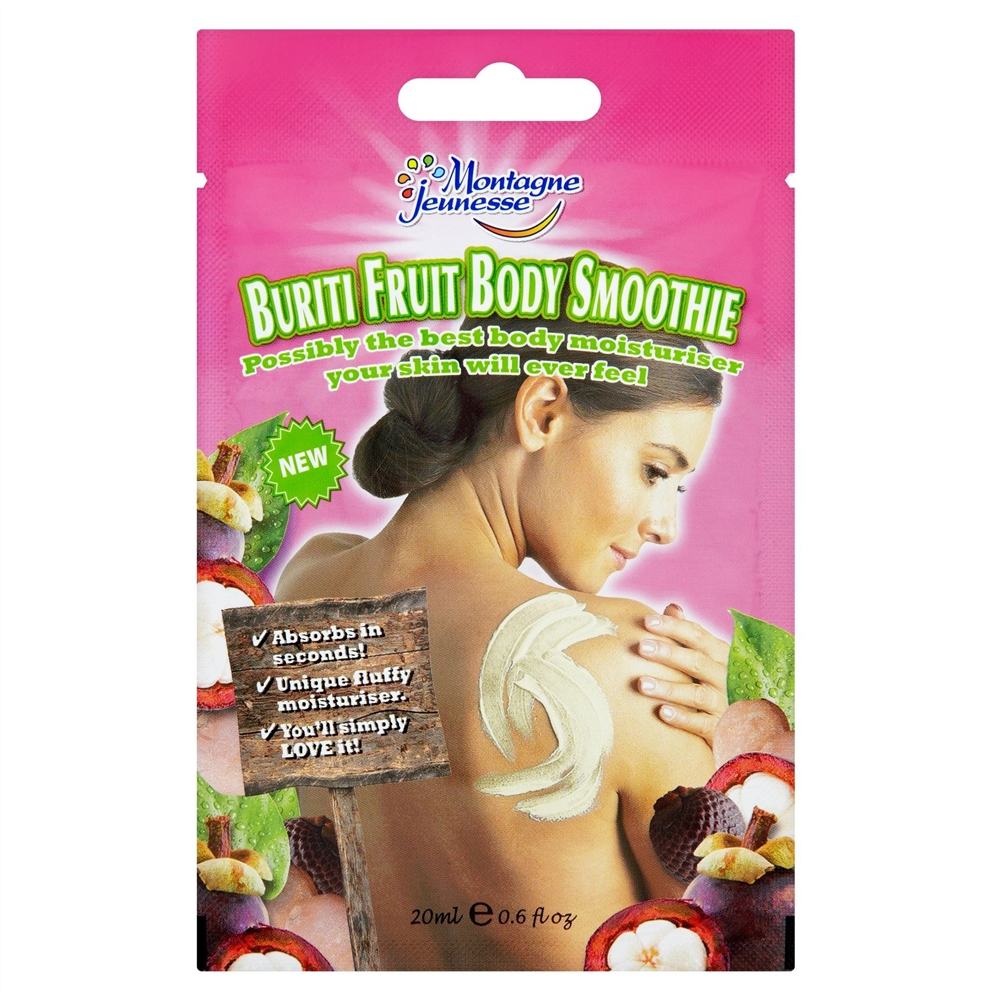 7th Heaven Buriti Fruit Body Smoothie 20 ml