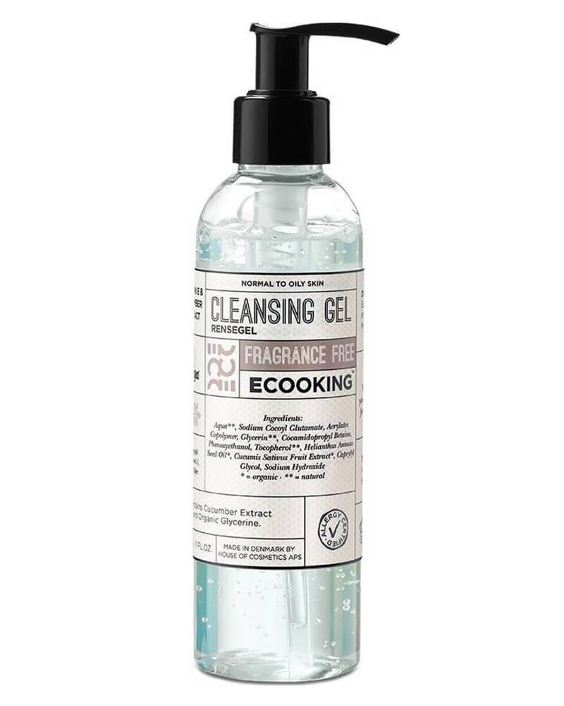 Ecooking Cleansing Gel Fragrance Free 200 ml