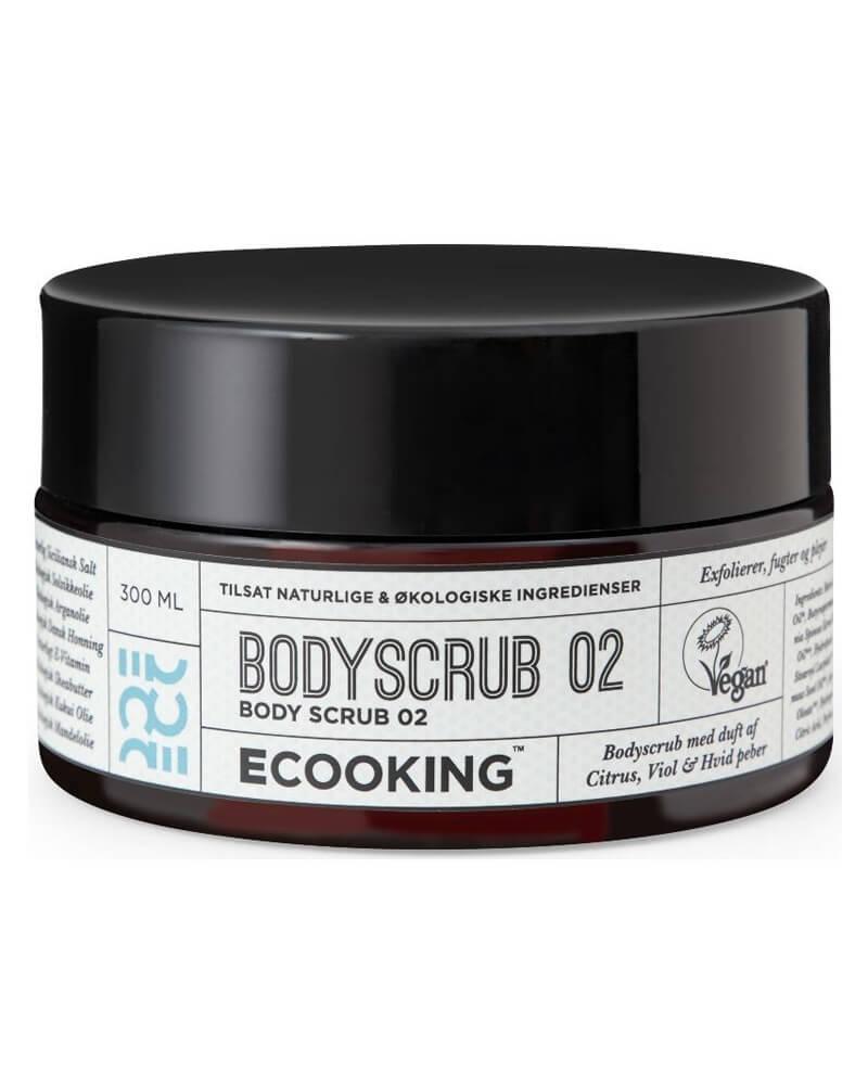 Ecooking Body Scrub 02 350 g