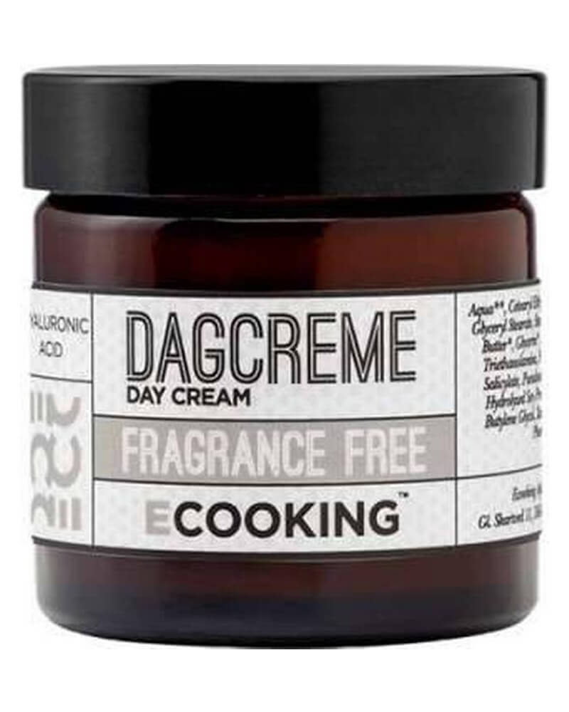 Ecooking Day Cream Fragrance Free 50 ml