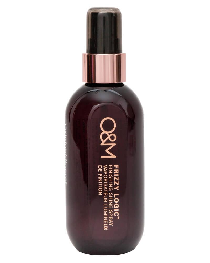 O&M Frizzy Logic Finishing Shine Spray 100 ml