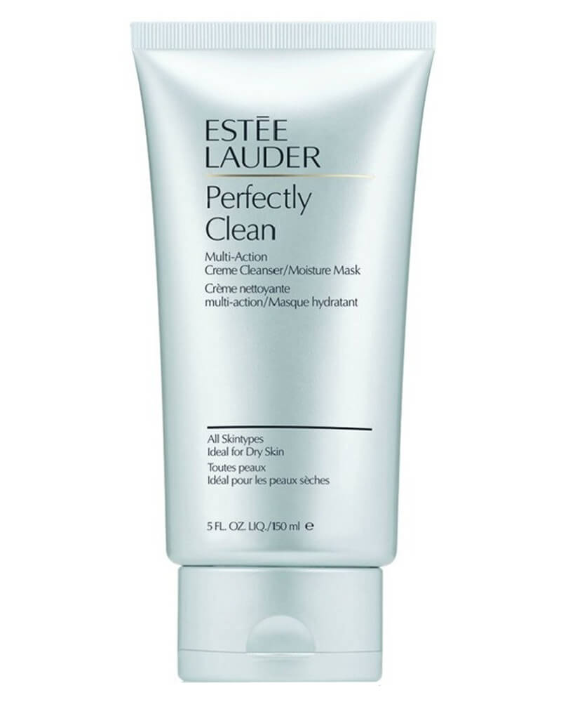 Estee Lauder Perfectly Clean Creme Cleanser/Moisture Mask Dry Skin 150 ml