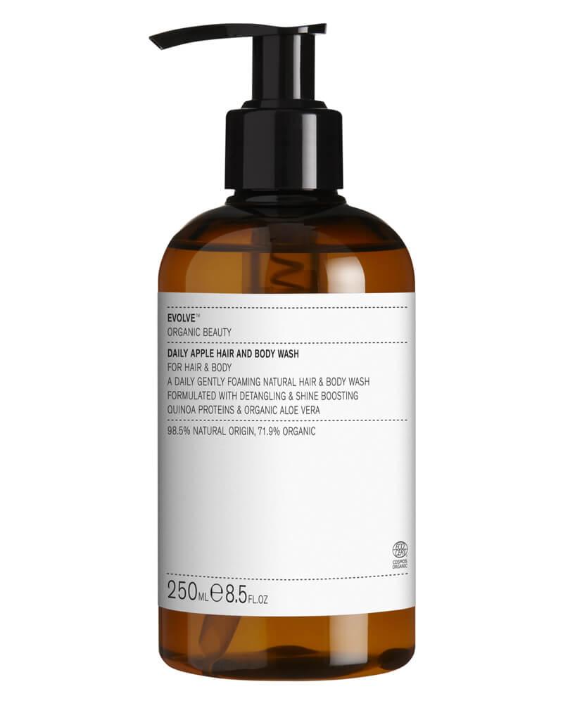 Evolve Apple Hair And Body Wash 250 ml