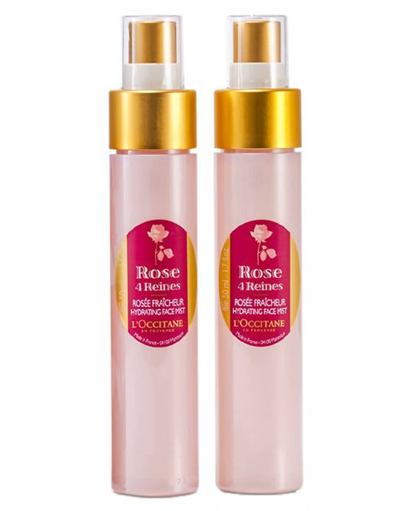"""L""""Occitane Rose Face Mist Duo* 50 ml"""