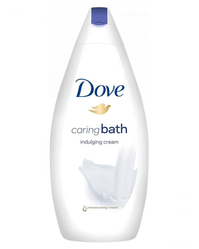 Dove Caring Bath Indulging Cream Body Wash 500 ml
