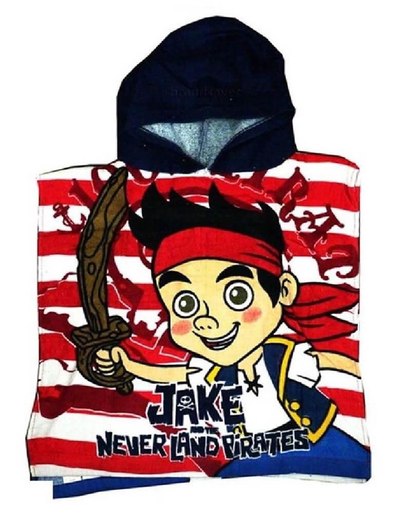 Disney Jake Hooded Towel - Ref: 29875