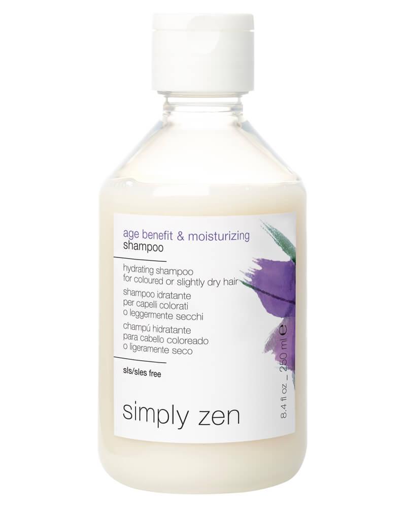 Simply Zen Age Benefit & Moisturizing Shampoo 250 ml